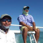 Isa & Jose of Pesca Maya Lodge