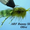 ARF Bunny Shrimp (set of 3 flies)