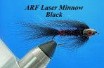 ARF Laser Minnow (set of 3 flies)